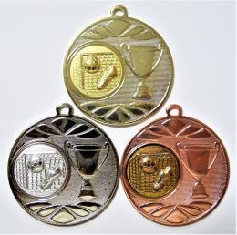 Fotbal medaile DI5003-A61 - zvětšit obrázek