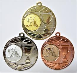 Hokej medaile DI5003-A63 - zvětšit obrázek