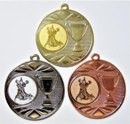 Tanec medaile DI5003-N30 - zvětšit obrázek
