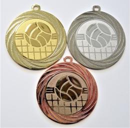 Volejbal medaile DI7001-139 - zvětšit obrázek