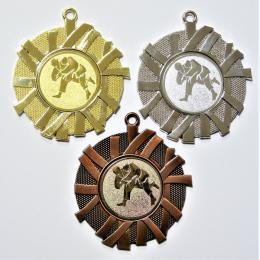 Judo medaile DZ5001-77 - zvětšit obrázek