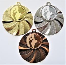 Zpěv medaile D84-113 - zvětšit obrázek