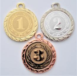 Medaile s pořadím DI3206-105-7 - zvětšit obrázek