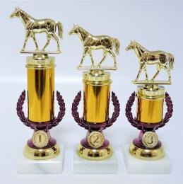 Koně trofeje 67-P046 - zvětšit obrázek