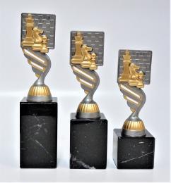 Šachy trofeje P419.22-403-1 - zvětšit obrázek
