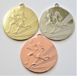 Atletika medaile D112B - zvětšit obrázek