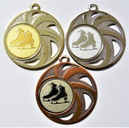 Krasobruslení medaile DI4503-160 - zvětšit obrázek