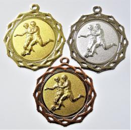 Fotbal medaile DI7003-A1 - zvětšit obrázek