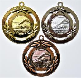 Plavání medaile D79A-A47 - zvětšit obrázek