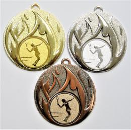 Tenis žena medaile D49-32 - zvětšit obrázek