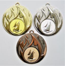 Jachting medaile D49-A74 - zvětšit obrázek