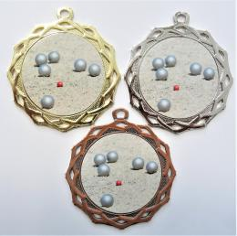 Pétanque medaile DI7003-L158 - zvětšit obrázek
