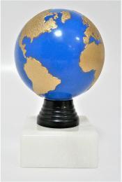 Zeměkoule trofej P501-MULTI-803 - zvětšit obrázek