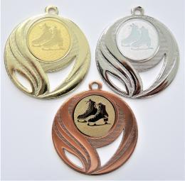 Krasobruslení medaile DI5006-160 - zvětšit obrázek