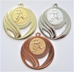 Fotbal medaile DI5006-A1 - zvětšit obrázek