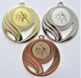 Běžky medaile DI5006-A46 - zvětšit obrázek