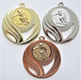 Sjezd medaile DI5006-A54 - zvětšit obrázek