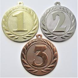 Medaile DI5000.D-E-F - zvětšit obrázek