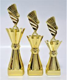 Badminton trofeje X621-3-P434.01 - zvětšit obrázek