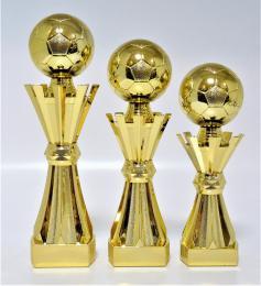 Zlatý míč trofeje X621-3-P500.01 - zvětšit obrázek