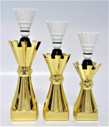 Badminton trofeje X621-3-P526.MULTI - zvětšit obrázek