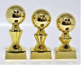 Bowling trofeje X631-3-P504.01 - zvětšit obrázek
