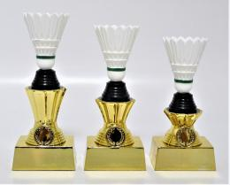 Badminton trofeje X631-3-P526.MULTI - zvětšit obrázek