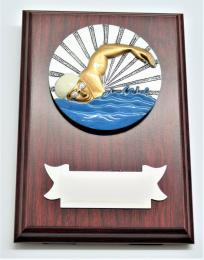 Plavání plaketa H122-G15-FG008 - zvětšit obrázek