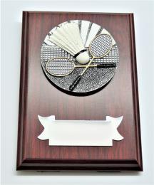 Badminton plaketa H122-G15-FG014 - zvětšit obrázek