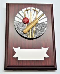 Kriket plaketa H122-G15-FG019 - zvětšit obrázek