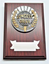 Longest drive plaketa H122-G15-FG051 - zvětšit obrázek