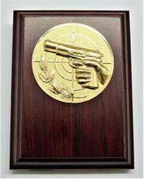 Pistole plaketa H120-A4 - zvětšit obrázek