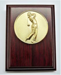 Golf plaketa H120-A17 - zvětšit obrázek
