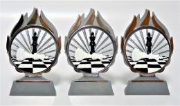 Šachy plakety Q120-FG072 - zvětšit obrázek