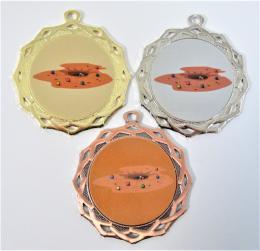 Kuličky medaile DI7003-L58 - zvětšit obrázek
