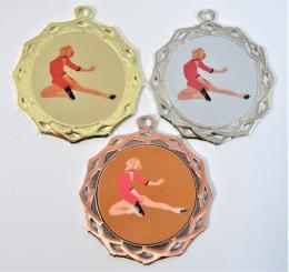 Krasobruslení medaile DI7003-L233 - zvětšit obrázek