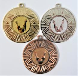 Kuželky medaile DI5007-42 - zvětšit obrázek