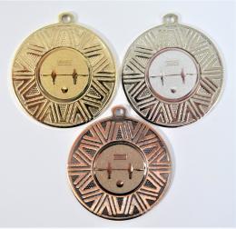 Stolní fotbálek medaile DI5007-57 - zvětšit obrázek