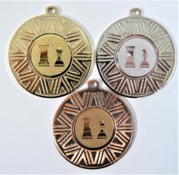 Šachy medaile DI5007-83 - zvětšit obrázek