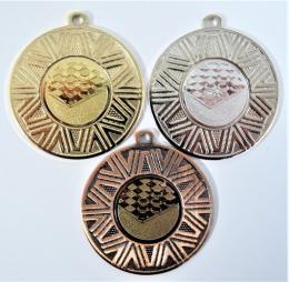 Dáma medaile DI5007-84 - zvětšit obrázek