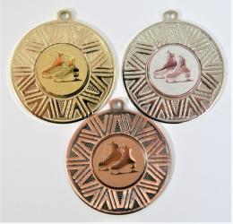 Krasobruslení medaile DI5007-160 - zvětšit obrázek