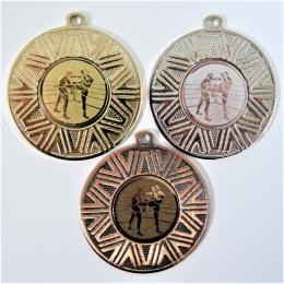 Kickbox medaile DI5007-164 - zvětšit obrázek