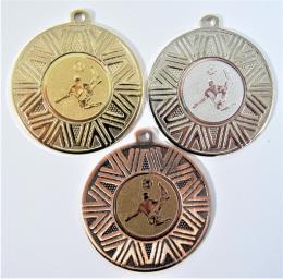 Nohejbal medaile DI5007-183 - zvětšit obrázek