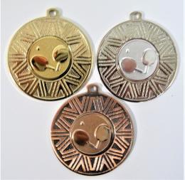 Stolní tenis medaile DI5007-A22 - zvětšit obrázek