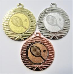 Tenis medaile DI4001-33 - zvětšit obrázek