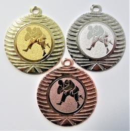 Judo medaile DI4001-77 - zvětšit obrázek