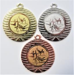 Gymnastika muži medaile DI4001-150 - zvětšit obrázek