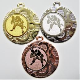 Judo medaile DI4002-77 - zvětšit obrázek