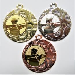 Lukostřelba medaile DI4002-91 - zvětšit obrázek