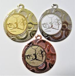 Gymnastika moderní medaile DI4002-141 - zvětšit obrázek